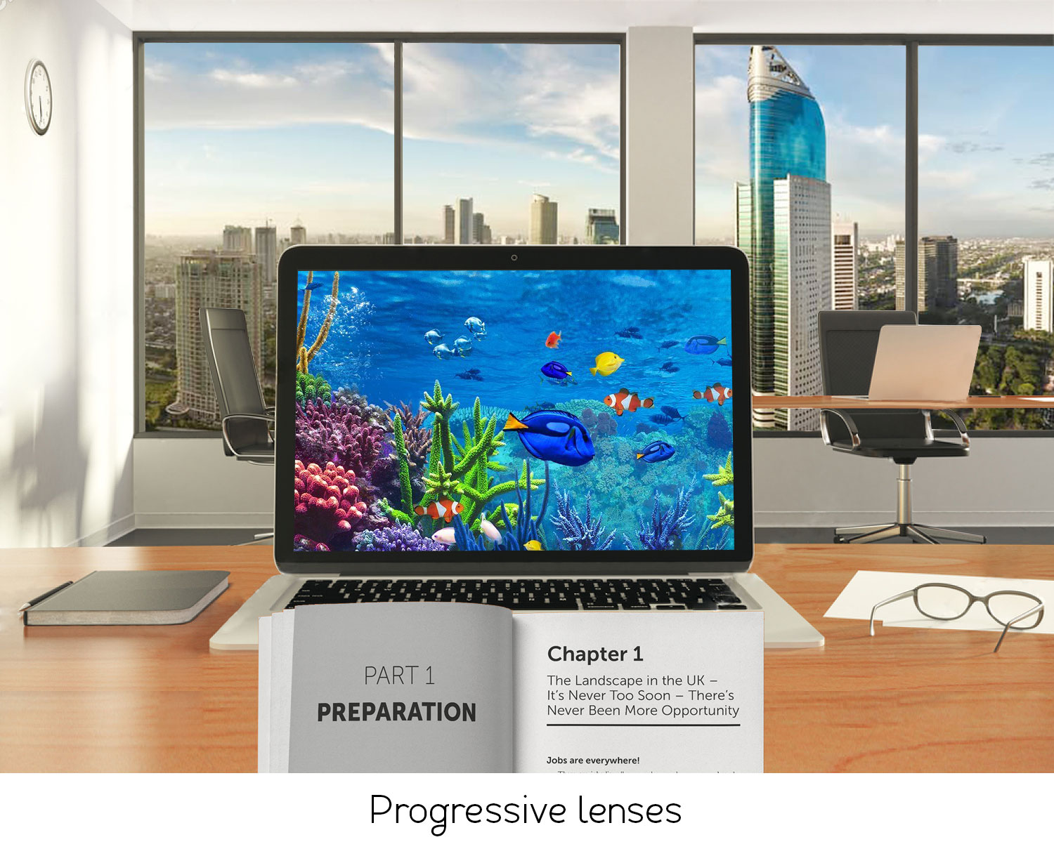 Progressive-lenses