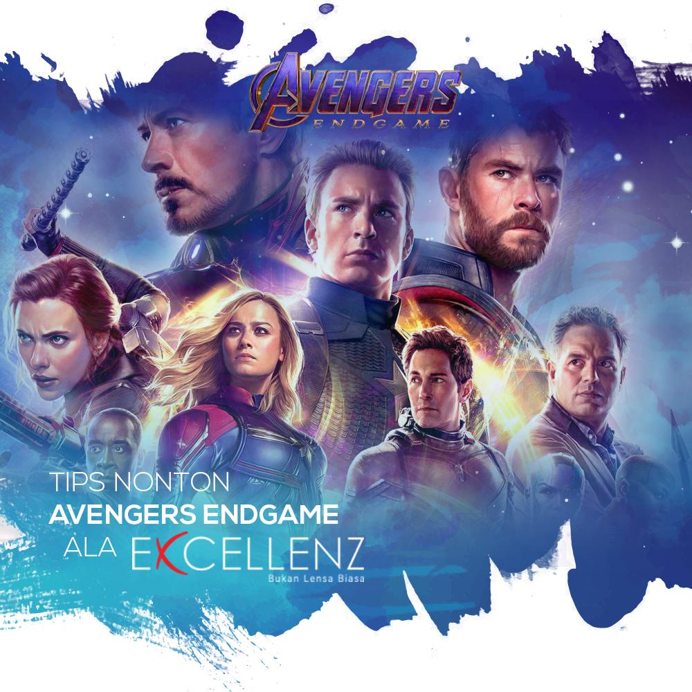 Tips Nonton Avengers: Endgame Ala Excellenz